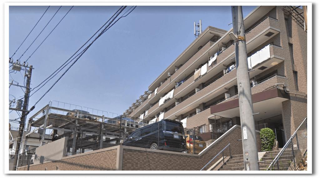 グランスイート横濱 翠の丘新築工事